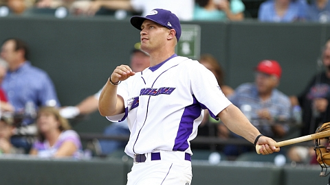 Brady Shoemaker led the system in runs, OBP and Home Run Derby titles.